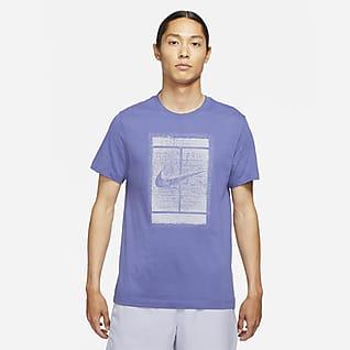 ナイキコート メンズ シーズナル テニス Tシャツ