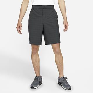 Nike Dri-FIT 男子格纹高尔夫短裤