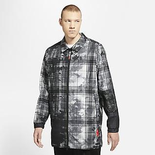 Kyrie Leichte Jacke mit Print für Herren