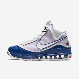 LeBron 7 « Baseball Blue » Chaussure pour Homme