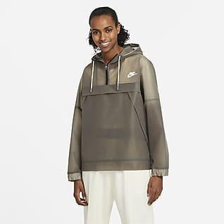 Nike Sportswear Anorak för kvinnor