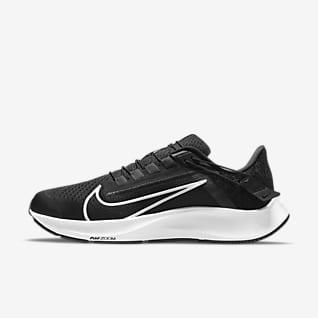 Nike Air Zoom Pegasus 38 FlyEase รองเท้าวิ่งโร้ดรันนิ่งผู้ชายใส่/ถอดง่าย