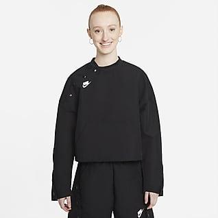 Nike Sportswear NSW Bomber sin cierre de tejido Woven para mujer