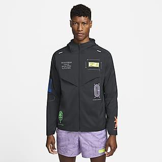 Nike Repel UV Windrunner Berlin Erkek Koşu Ceketi