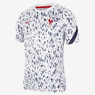 FFF Camiseta de fútbol de manga corta para hombre