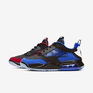 niebieski Sea Nike Męskie Sandals Air Jordan