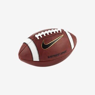 Nike Vapor 1 Official Balón de fútbol americano (desinflado)