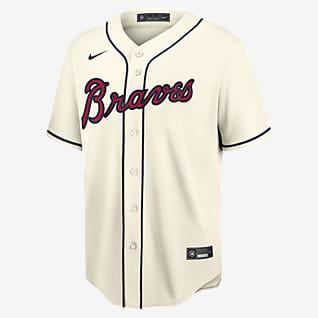 MLB Atlanta Braves Men's Replica Baseball Jersey