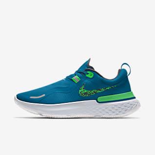 Nike React Miler Shield By You Custom Running Shoe