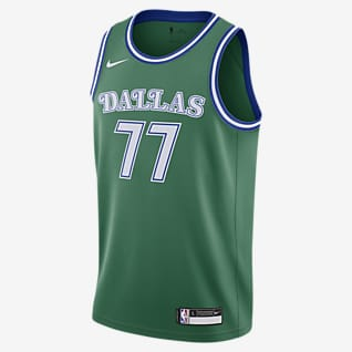 Luka Dončić Mavericks Classic Edition Nike NBA Swingman mez nagyobb gyerekeknek