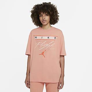 Jordan Flight Γυναικείο κοντομάνικο T-Shirt