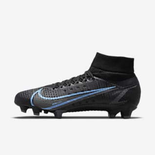 Hommes Noir Football Chaussures. Nike FR