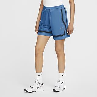 Nike Dri-FIT Swoosh Fly Shorts da basket - Donna