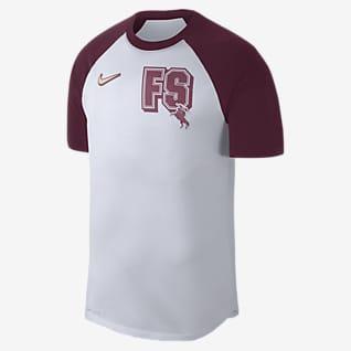Nike College Dri-FIT (Florida State) Men's Raglan T-Shirt