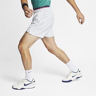 NikeCourt Dri-FIT Pantalón corto de tenis de 18 cm - Hombre