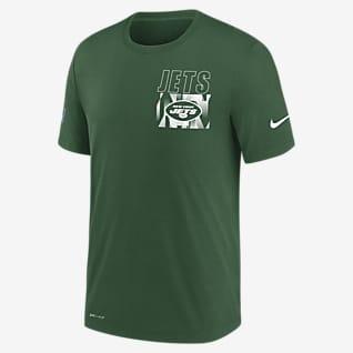 Nike Dri-FIT Facility (NFL New York Jets) Men's T-Shirt