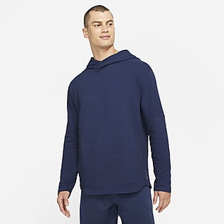 Nike Yoga Nomad Felpa pullover con cappuccio - Uomo