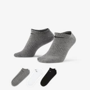 Nike Everyday Lightweight Chaussettes de training invisibles (3 paires)