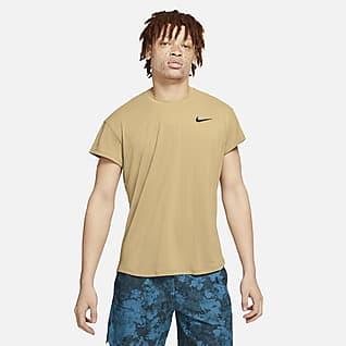 NikeCourt Breathe Slam เสื้อเทนนิสผู้ชาย