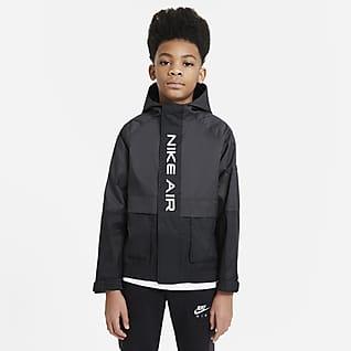 Nike Air Vævet jakke til store børn (drenge)