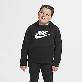 Nike Sportswear Sweat à capuche pour Fille plus âgée (grande taille)