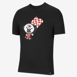 利物浦 男子足球T恤