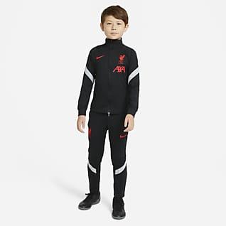 Liverpool FC Strike Футбольный костюм для школьников