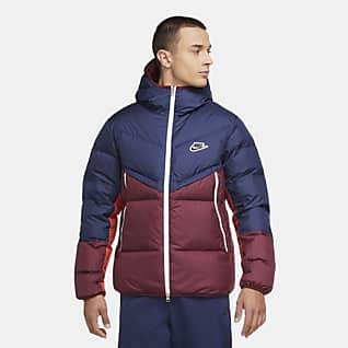 Nike Sportswear Down-Fill Windrunner Jacka för män