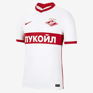 Spartak Moscow 2021/22 Stadium Away Men's Nike Dri-FIT Football Shirt