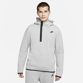 Nike Sportswear Tech Fleece Dessuadora amb caputxa de mitja cremallera - Home
