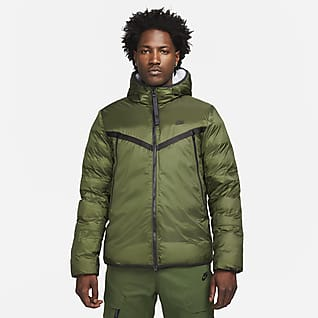 Nike Sportswear Therma-FIT Chamarra con gorro para hombre
