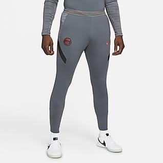 Paris Saint-Germain Strike Nike Dri-FIT kötött férfi futballnadrág