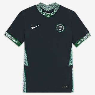 Nigeria 2020 Stadium de visitante Camiseta de fútbol para mujer