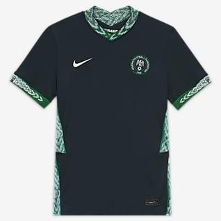 Equipamento alternativo Stadium Nigéria 2020 Camisola de futebol para mulher