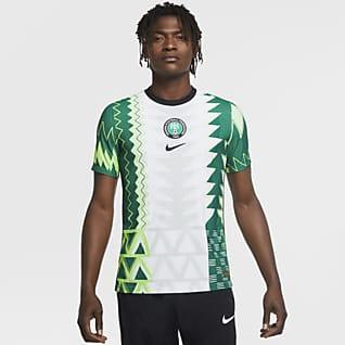 Nigeria 2020 Vapor Match Home Men's Soccer Jersey