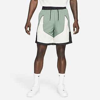 Nike Throwback Basketshorts för män