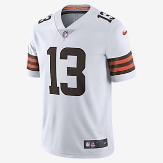 NFL Cleveland Browns Vapor Untouchable (Odell Beckham Jr.) Camiseta de fútbol americano edición limitada para hombre