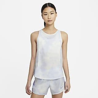 Nike Icon Clash City Sleek เสื้อกล้ามวิ่งผู้หญิง