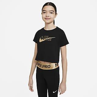 Nike Sportswear Genç Çocuk (Kız) Tişörtü