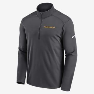 Nike Dri-FIT Pacer (NFL Washington Football Team) Men's 1/4-Zip Jacket