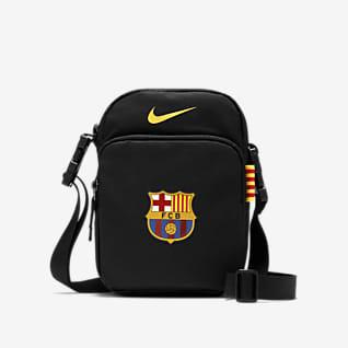 FC Barcelona Stadium Fotbollsväska i crossbody-modell