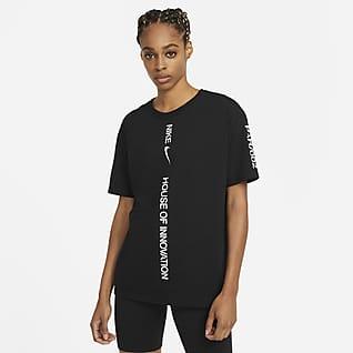 Nike Sportswear House Of Innovation (Paris) Γυναικείο boyfriend T-Shirt