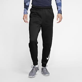 Nike Therma กางเกงเทรนนิ่งขาเรียวผู้ชาย