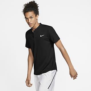NikeCourt Dri-FIT 男款網球衫