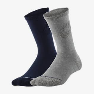 Nike Little Kids' Crew Socks (2 Pairs)
