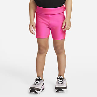 Nike Toddler High-Waisted Bike Shorts