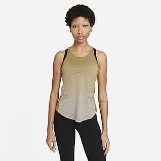 Nike Run Division เสื้อวิ่งผู้หญิงออกแบบเชิงโครงสร้าง