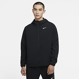 Nike Run Stripe Chamarra de running de tejido Woven para hombre