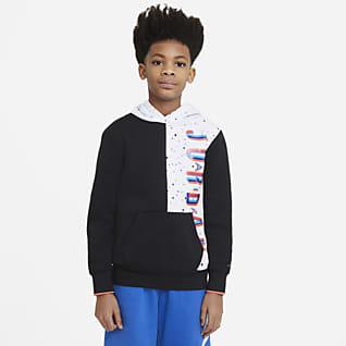 Jordan Pullover-hættetrøje til store børn (drenge)