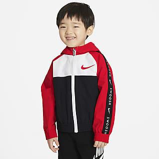 Nike Swoosh 婴童全长拉链开襟夹克